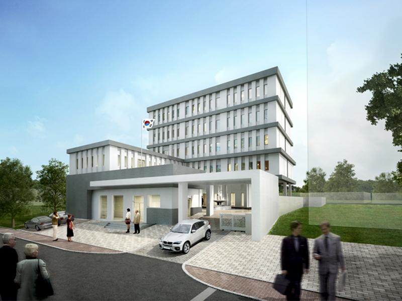 주도미니카 대사관