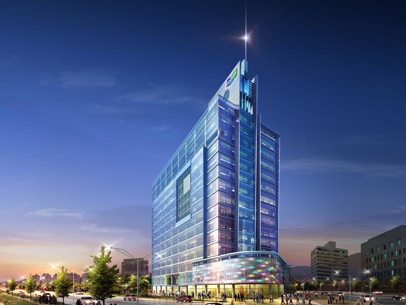 춘천 아파트형공장