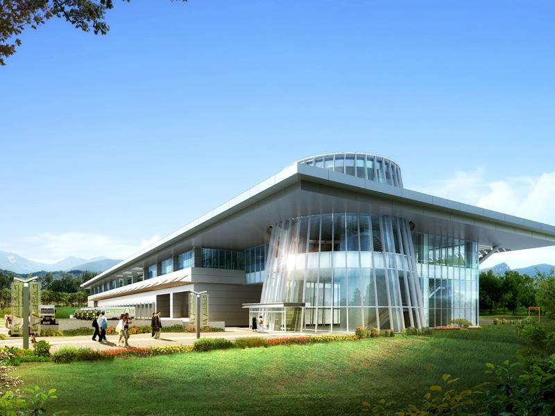 친환경 농수산물 유통센터