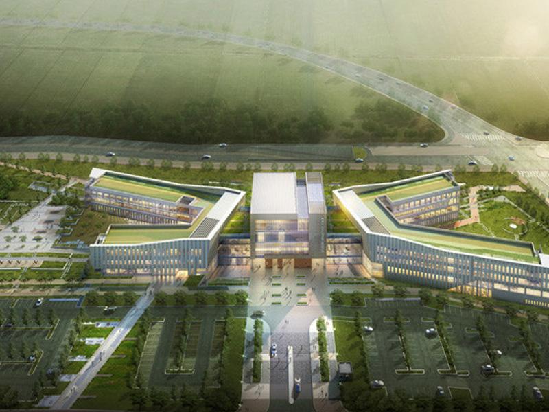 한국개발연구원(kDI)신청사 본관동 PC화 공사